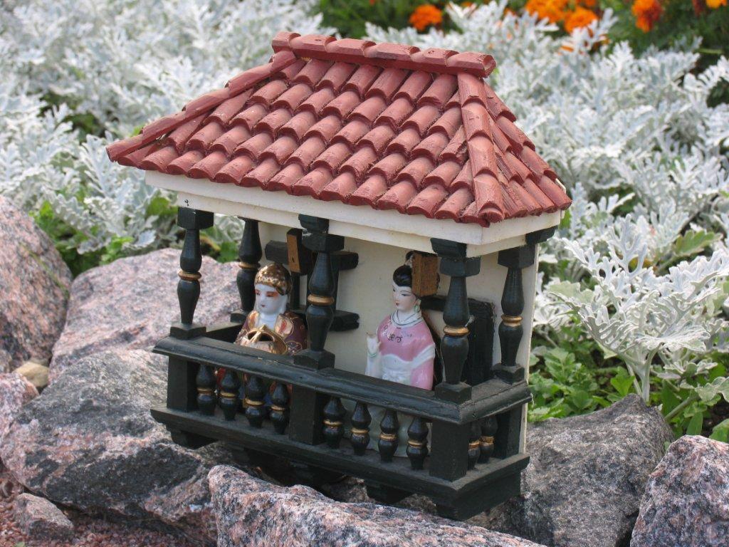 Китайский чайный домик