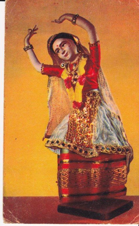 Белые, открытки индийские куклы
