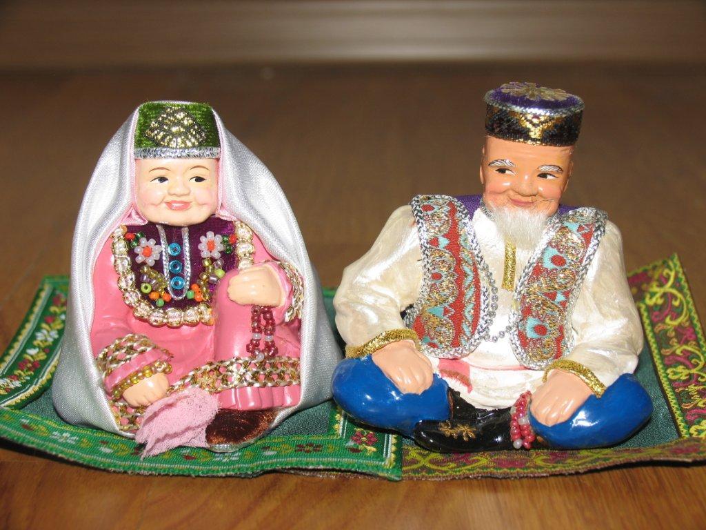 Татарские национальные костюмы своими руками